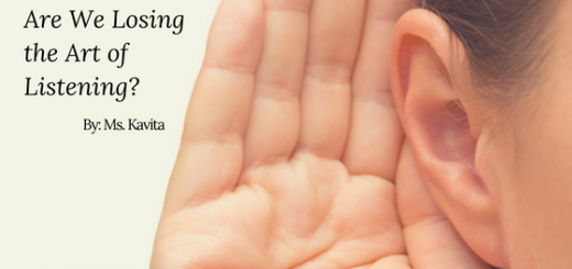 Are We Losing the Art of Listening?